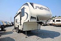 2018 Grand Design Reflection 220RK 150 Series Rear Kitchen Easy To Tow Lots Of Cabinet Space One Slide Lounge Sofa With Table CONCORD NC