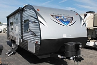 2019 Salem Cruise Lite 241QBXL Travel Trailer Rear Bath Lippert Solid Steps Fortress Guard Fabric Protector Power Jacks Great Couples Camper Duncan SC