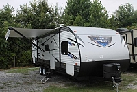 2018 Salem Cruise Lite 263BHXL Bunkhouse Travel Trailer 1 Slide All Power Double over Double Bunks Lippert Solid Step Duncan SC