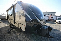 2018 Thor Premier Bullet 22RBPR Rear Spacious Bath Outside Kitchen U-Shaped Dinette LIKE NEW CONCORD NC