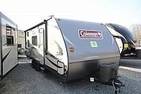 2019 Dutchmen Coleman 2125BH Double Bunks Murphy Bed Outside Kitchen Concord NC