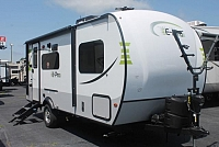 2019 Flagstaff EPro 19FBS Light Weight Travel Trailer Rear Bath WiFi Booster Roof Solar Prep Bike Rack Maxxair Vent Fan Duncan SC