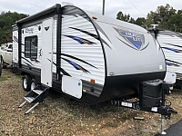 2019 Forest River Salem Cruise Lite 171RBXL Lightweight Dual Axle Rear Bath Travel Trailer Duncan SC