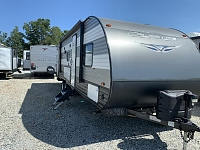 2019 Forest River Salem Cruise Lite 263BHXL Travel Trailer Bunkhouse All Power Jacks and Awnin LED Accents Stainless Appliances Duncan SC