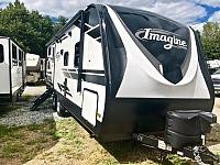 2019 Grand Design Imagine 2400BH Single Slide Bunkhouse Travel Trailer Under 6000lbs Duncan SC