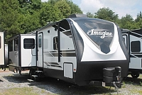 2019 Grand Design Imagine 2970RL Travel Trailer Rear Living 2 Slides Pantry Fireplace Theater Seating 2 A/C's 3 Year Limited Warranty Duncan SC