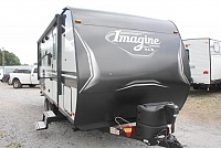 2019 Grand Design Imagine XLS 19RLE Travel Trailer Rear Living Murphy Bed U-Dinette Large Rear Window Dry Bath Duncan SC