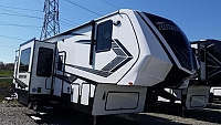 2019 Grand Design Momentum 350G Fifth Wheel Toy Hauler  1 1/2 Bath Concord NC