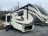 2019 Grand Design Solitude 310GK-R Triple Slide Luxury Rear Living Fifth Wheel Duncan SC