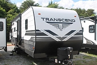2019 Grand Design Transcend 28MKS Travel Trailer Rear Kitchen 1 Slide Huge Counter Space Big Pantry Theater Seating Duncan SC