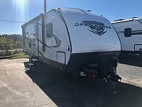 2019 Highland Ridge Open Range 2410RL Lightweight Single Slide Rear Living Travel Trailer Duncan SC