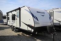 2019 Keystone Bullet 2200BH Rear Double Bunks Booth Dinette Murphy Bed New Interior Outdoor Kitchen CONCORD NC