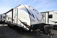 2019 Keystone Bullet Ultra Lite 269RLS Rear Living Recliners Tri-fold Sofa Booth Dinette Corner Radius Shower 2 Entries New Interior CONCORD NC