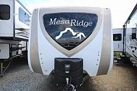 2019 Highland Ridge RV Mesa Ridge 272RLS Rear Living Tri-Fold Sofa Theatre Seating Fireplace Kitchen Island Free Standing Dinette Spacious Bathroom W/ Corner Radius Shower Large Wardrobe 2 Slides Modern CONCORD NC
