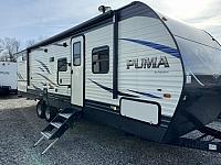 2019 Palomino Puma 29QBSS Single Slide Bunkhouse Travel Trailer Duncan SC