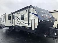 2019 Palomino Puma 31RLQS Triple Slide Rear Living Travel Trailer Duncan SC