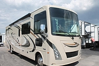 2019 Thor Windsport 34J Class C Gas Motorhome Bunkhouse Ford Chassis and V10 Outside Kitchen King Bed Drop Down Queen Residential Fridge Auto Level 5 TV's 2 A/C's Onan 5500 WIFI Extender Mirror and Backup Cams Duncan SC