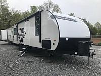 2020 Forest River Salem FSX Series 210RT Dual Axle Travel Trailer Toy Hauler Duncan SC