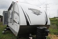 2020 Highland Ridge Mesa Ridge MR275 RLS Rear Living Double Slides Outside Kitchen Kitchen Island Concord NC