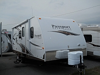 2013 PASSPORT 2300BH ULTRA LIGHT TRAVEL TRAILER BUNKHOUSE *RENTALS* DUNCAN SC