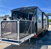 2019 Salem FSX 260RT Dual Axle Rear Toy Hauler Travel Trailer
