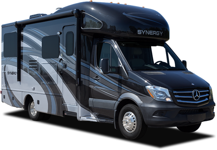 All new thor motorcoach synergy rv motorhome class c diesel for Mercedes benz motor home