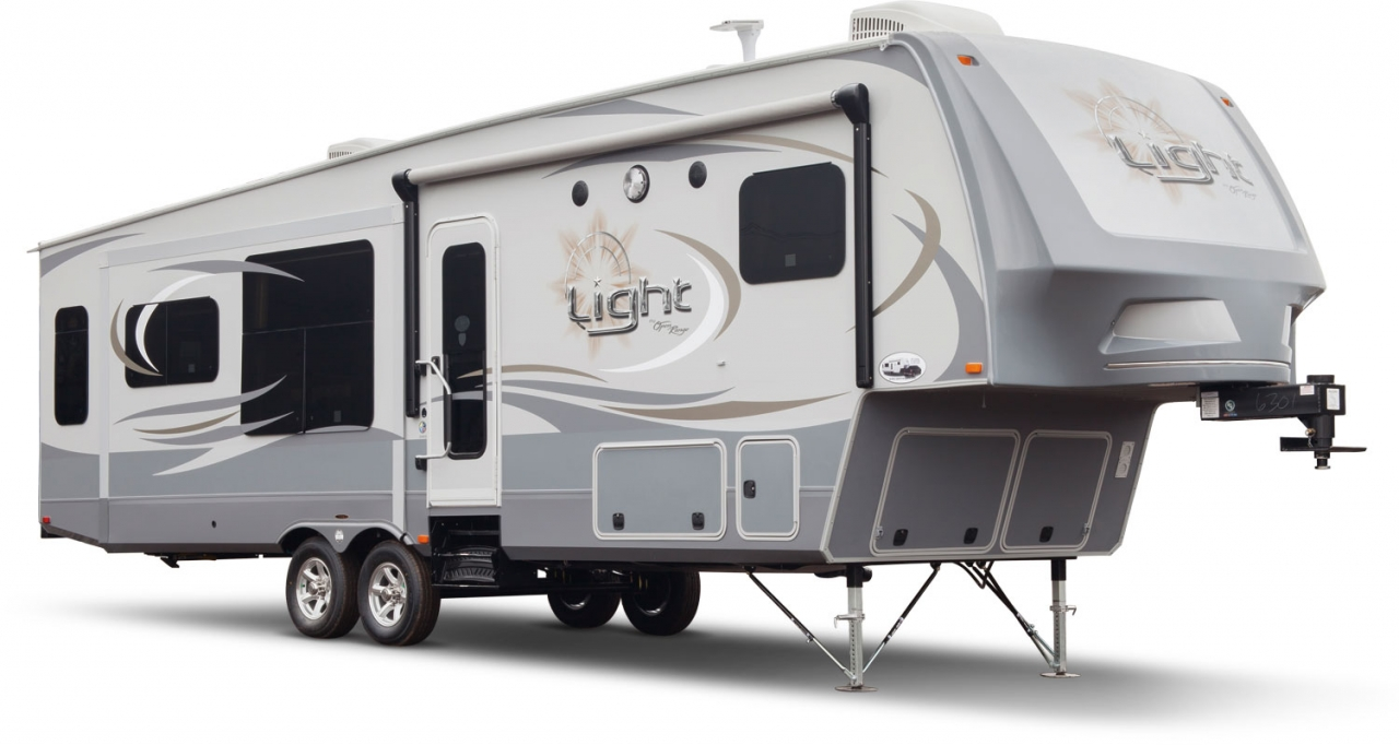 Light Travel Trailers Used