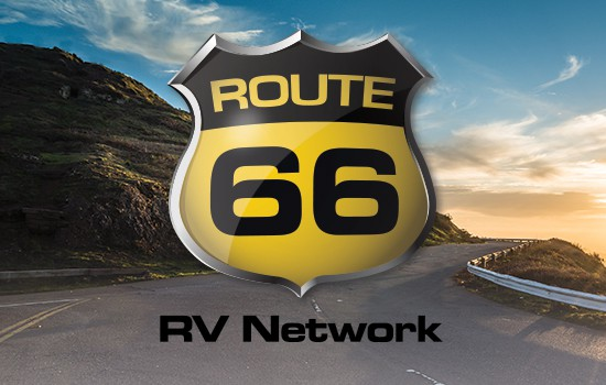 Route 66 Banner