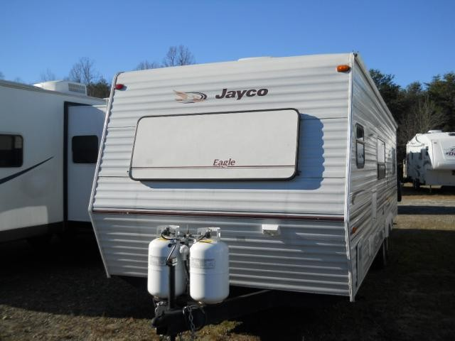 1999 JAYCO EAGLE 305FK TRAVEL TRAILER