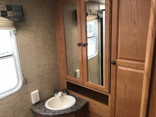 2011 Heartland North Trail 21FBS Single Slide Rear Bathroom Travel Trailer Duncan SC