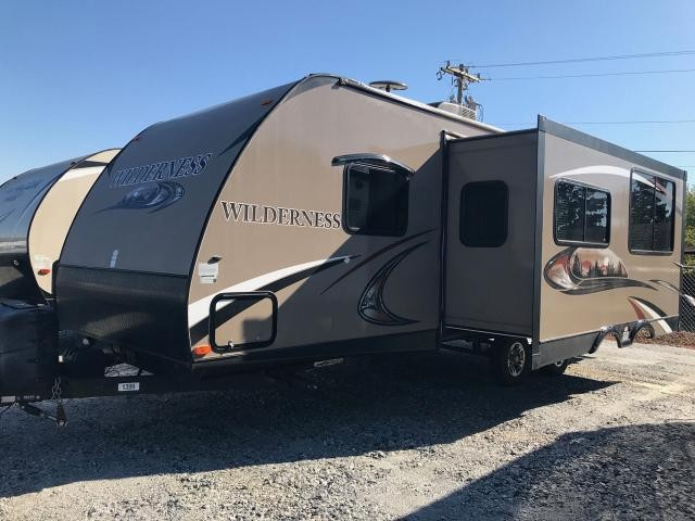 2013 Heartland Wilderness 2650BH