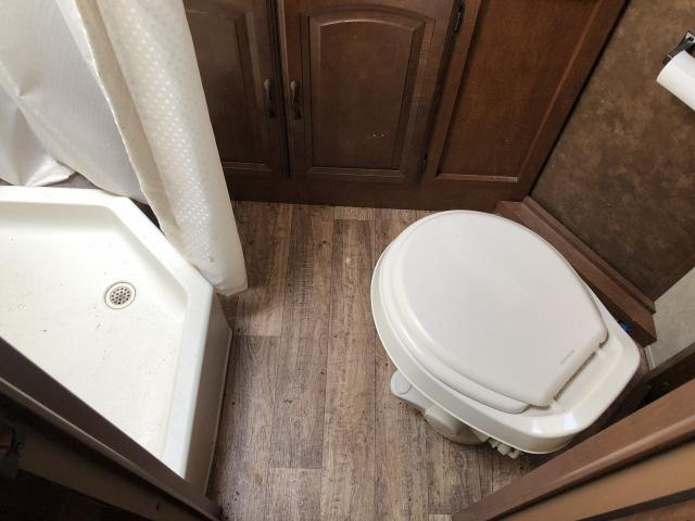 2014 Forest River V-Cross Vibe 6502 Single Slide Front Bathroom Travel Trailer Duncan SC