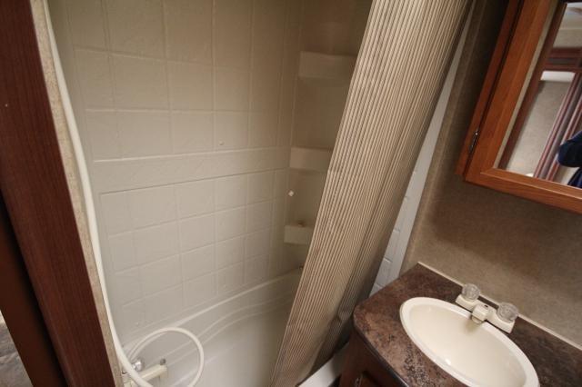 2014 Jayco Jayflight Swift 294B Rear Bunk House Booth Dinette Full Shower 1 Slide Nice Interior CONCORD NC