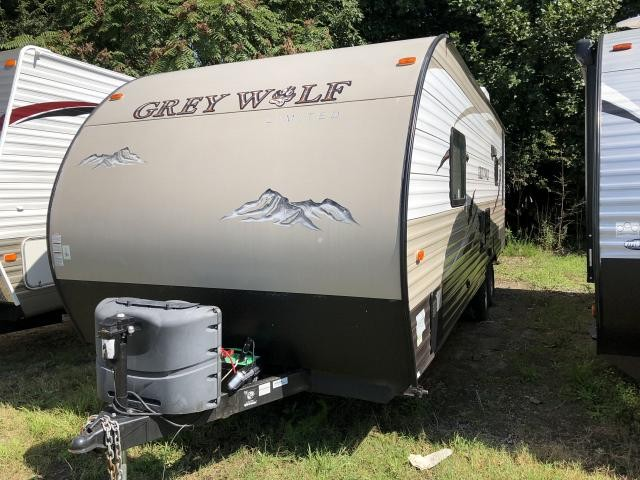 2016 Cherokee Grey Wolf 25RL Light Weight Rear Living Travel Trailer Under 4700lbs Duncan SC