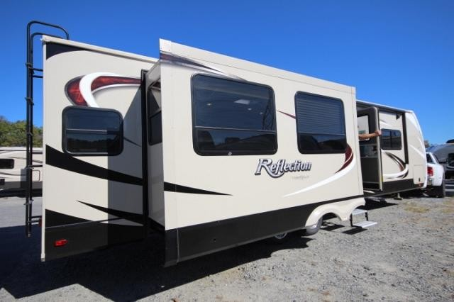 Travel Trailer For Living