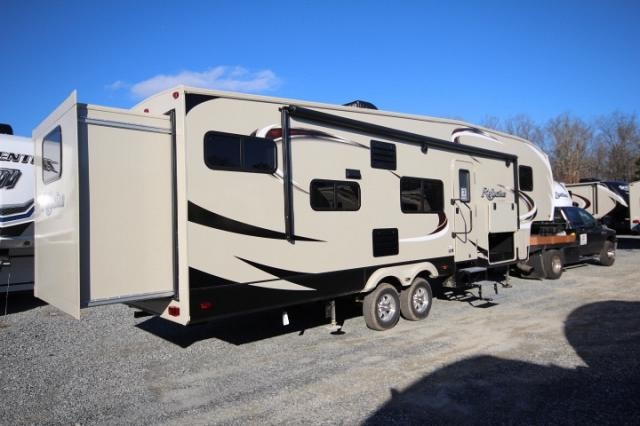 Half Ton Towable Fifth Wheels >> 2016 Grand Design Reflection Super Lite 30bh Bunkhouse Fifth Wheel Half Ton Towable Concord Nc
