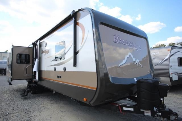 Travel Trailer With Washer And Dryers