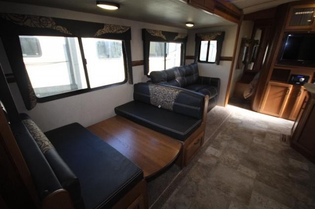 2016 Sunset Trail Super Lite 290QB Quad Bunks Outside Kitchen New Changes  Upgraded Furniture Concord NC