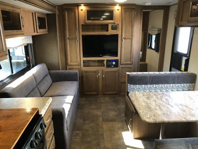 2017 Coachmen Apex Ultra Lite Series 249RBS Single Slide Rear Bath Travel Trailer Duncan SC
