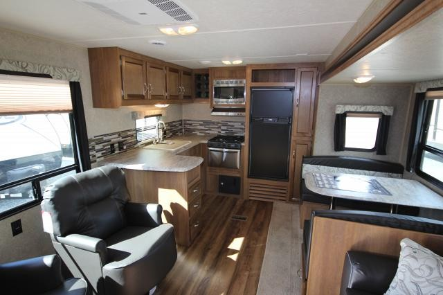 Beautiful 2017 Forest River Coachmen Catalina 283RKS Rear Kitchen Super Slide Travel  Trailer Concord NC Design Inspirations