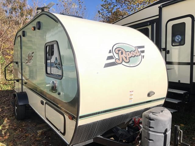 2017 Forest River r pod RP-179 Single Slide Rear Kitchen Travel Trailer Duncan SC