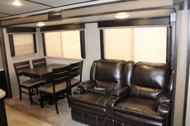 2017 Grand Design Imagine 2670MK Travel Trailer 2 Slides Heated Recliners Work Desk Retractable TV Slide Topper ... & Grand Design Imagine 2670MK Travel Trailer 2 Slides Heated ... islam-shia.org