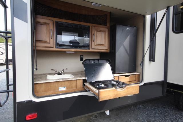 Elegant ... 2017 Grand Design Reflection 312BHTS Bunkhouse Triple Slide Outdoor  Kitchen Washer/Dryer Prep High End ...