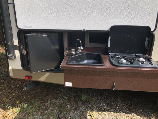 2017 Highland Ridge Open Range Ultra Lite UT2504BH Single Slide Bunkhouse Travel Trailer Duncan SC