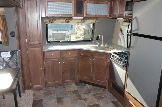 ... 2017 KEYSTONE SPRINTER 29FK FRONT KITCHEN TRAVEL TRAILER 2 SLIDES ALL  POWER LOTS OF SPACE ...