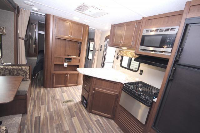 2017 Keystone RV Hideout 232LHS Rear Bath Lightweight Outdoor Kitchen Corner Radius Shower Concord NC