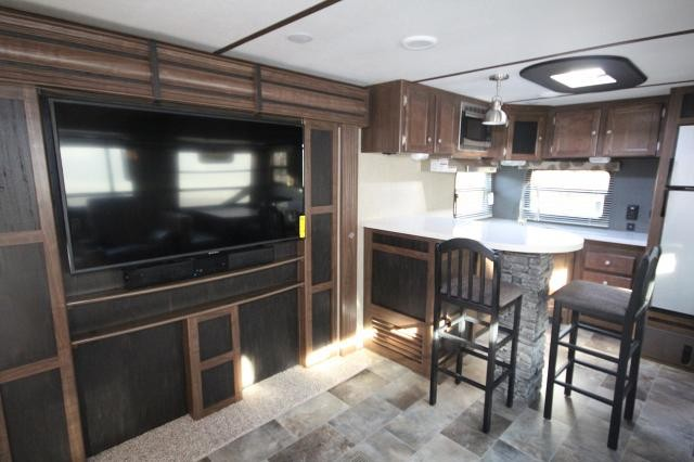 2018 Keystone Sprinter 312 MLS Rear Kitchen, 3 Slides, 55 Great Ideas