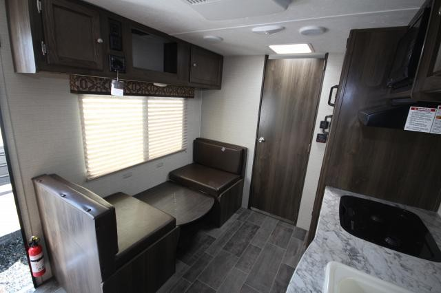 2018 Bullet Crossfire 1800RB Large Rear Bath Murphy Bed CONCORD NC