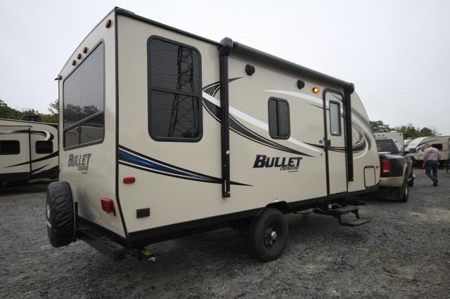 2018 Bullet Crossfire 1900RD Rear U-Shaped Dinette LED Lighting Full Bathroom Queen Bed CONCORD NC