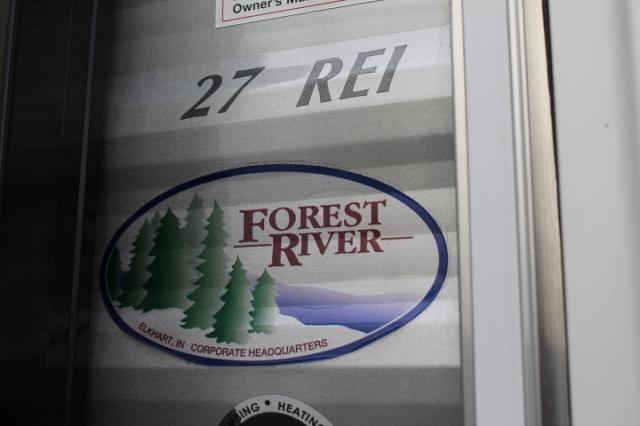 2018 Forest River Salem 27REI Travel Trailer Rear Entertainment 2 Slides Residential Fridge Fireplace Walk Around Queen 2 Awnings 2nd A/C Prep Duncan SC